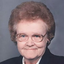 Frances Catherine Latt