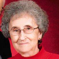 Mrs. Dorothy McDaniel