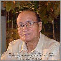 Antonio H. Tan