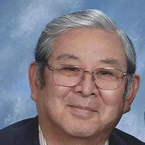 "Robert ""Bob"" Tetsuo Taniguchi"