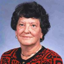 Florence Lillian Bremer