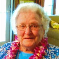 Dorothy M. Mosher