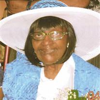 Mrs. Mary Gary Ashe
