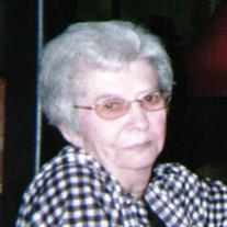 Mrs Irene Janiece  Cogbill
