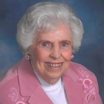Louise Alexander Lawing