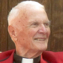 Rev. Canon Robert S. H. Greene, SSC