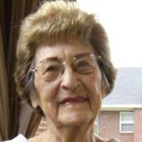 Muriel Joyce Hughes