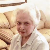 Mrs. Patricia Ann McClendon