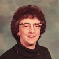 Mrs. Beverly Irene Sutton