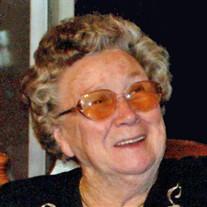 Betty Ruth Poole Thomas