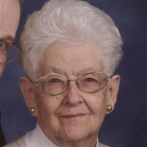 Ruby Mae Moss Matthews
