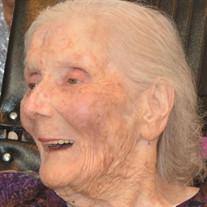 Myrtle Vanzant