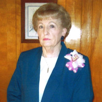 Mrs. Janie Barker Mitchell