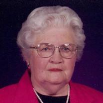 Elva Mavis Greer