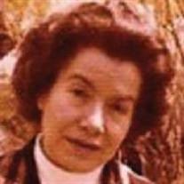 Mrs. Wilma Sugg Craven