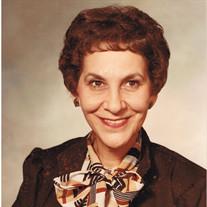Ms Sally E Leek