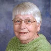 Opal Marie Benson