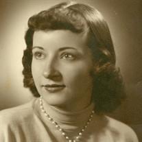 """Marjorie """"Sue"""" Garner Snideman"""