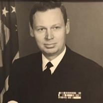 Capt. Frank M. Snyder USN