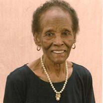 Mrs. Thelma Stout