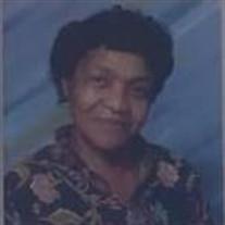 Mrs. Inez Butler Harris
