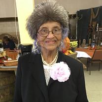 Mother Nellie Bernice Martin