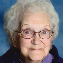 Doris Violet Winberg
