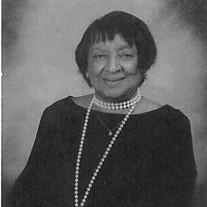 Mrs. Rosa Amelia Cook
