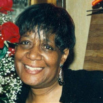 Mrs. Joann Ruth Tate