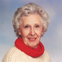 Evelyn C. Evans