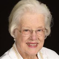 Rev. Betty Ann Embrey Robertson
