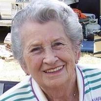 Marjorie Ann Johnson