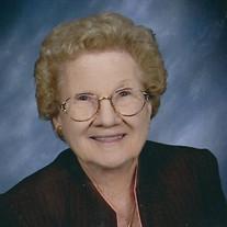 Mrs. Mary M. Jackson