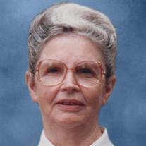Mrs. Amanda I. Antle