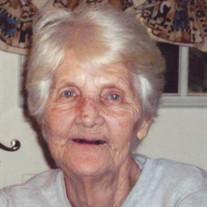 Margaret Cogdill Pope