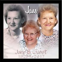 Jane B. Guest