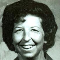 Letha Maxine Brown
