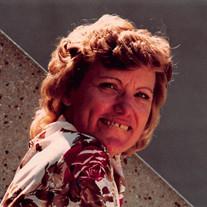 Mrs. Betty Walker Brooks