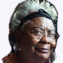 Mrs. Betty Jean Meeks
