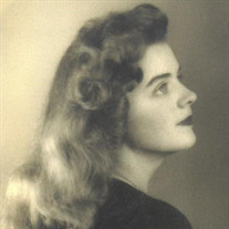 Violet Jane Morgan