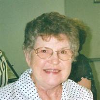 Mavis Louise Martin