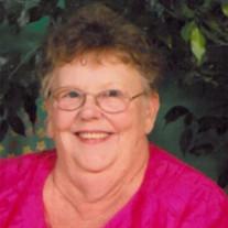Bonnie Mae Harper Mount