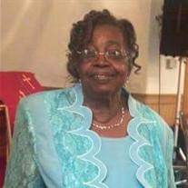 Pastor Geralene Jones Williams