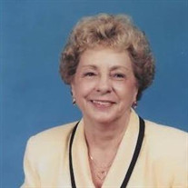 Geraldine (Jerry) Fowler Shockley