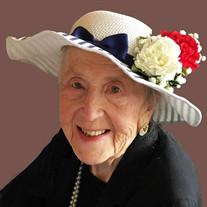 Mary Ann Bosley