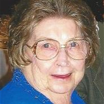 Maggie Allene Nalley