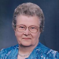 Marjorie A. Jensen
