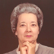 Mrs.  Betty L.  McKnight