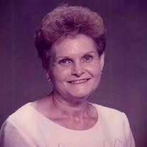 Eula Christine (Overton) Hale