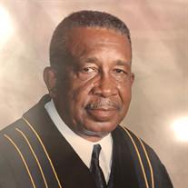 Rev. Roy  E. Stewart